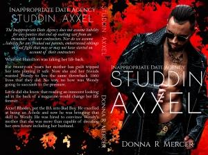 Title Studdin Axxel wrap